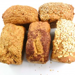 Mini Loaves of Bread Selection (Gluten free, Vegan, Soya free)