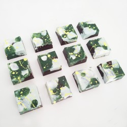 Mint & Lemon Chocolate Box