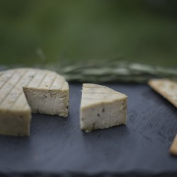 Rosemary Cashew Nut Vegan Cheese