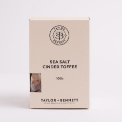 Sea Salt Cinder Toffee
