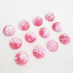 Strawberry & Pink Peppercorn White Chocolate Box