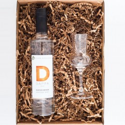 Dappa 2013 Vintage Gift Set - Grape Marc Spirit