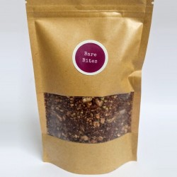 Cacao and Raspberry Granola Twin Pack (Refined Sugar Free)