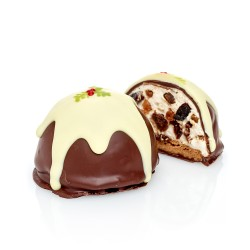 5 Christmas Pudding Teacakes