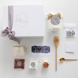 Luxury Gingerbread Baking Gift Box