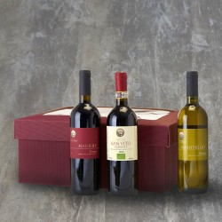Tuscan Organic Wine Hamper