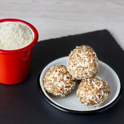 Zest for Life Energy Balls - Orange, Cashew & Coconut