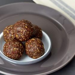 Chocolate Bomb Energy Balls