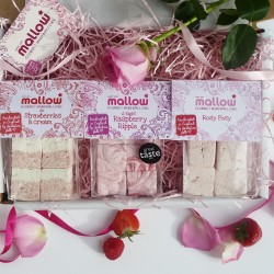 The Pretty in Pink Marshmallow Collection