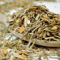 Lemon Grass Ginger Herbal Loose Leaf Tea (100g)
