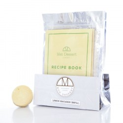 Macaron Making Mini Kit - Lemon