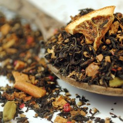 Orange Crush Black Tea - Delicious Christmas Loose Leaf Tea (100g)