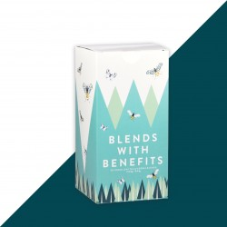 Blends With Benefits TeaTox Tea Selection Box