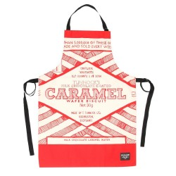 Tunnocks Caramel Wafer Wrapper Cooks Apron