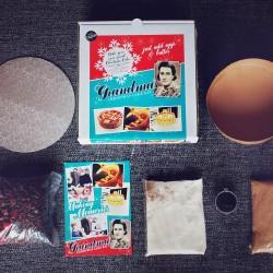 Grandma's Christmas Cake Kit (with cherries)