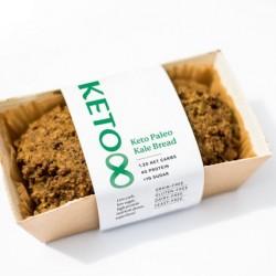 Keto Paleo Kale Bread