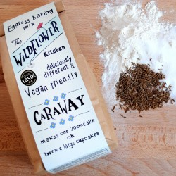Caraway Seed Cake - Eggless Baking Mix