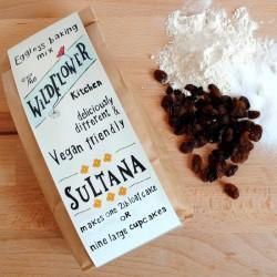Sultana Cake - Eggless Cake Mix