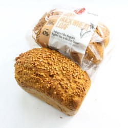 Buckwheat Loaves of Bread (Gluten free, Vegan, Soya free)