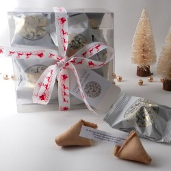 Christmas Trivia Fortune Cookies
