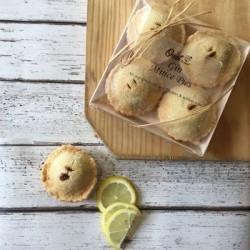 Gin & Tonic Mince Pies (Gluten Free)