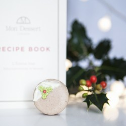 Christmas Pudding Macaron Making Kit