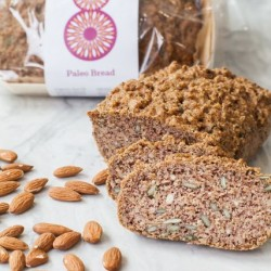 Keto Paleo Original Bread