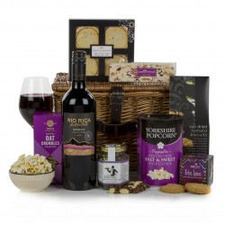 Winter Picnic Basket - Christmas Hamper