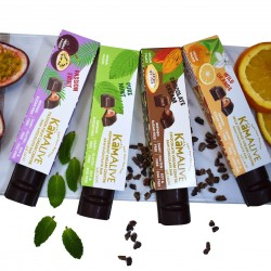 8 Raw Chocolate Bars Multi Pack