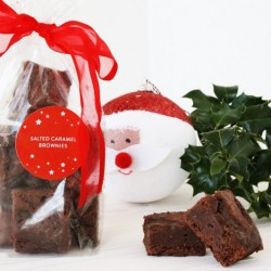 Christmas Brownie Bag
