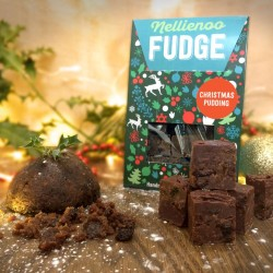 Christmas Pudding Fudge
