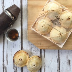 Whisky Mince Pies (Gluten Free)