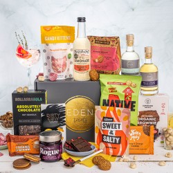 Luxury Gift Hamper (inc Liqueurs) - Gluten Free