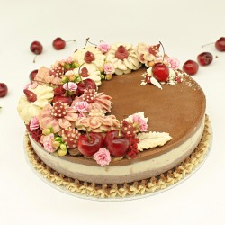 Raw Black Forest - Organic Luxury Cake