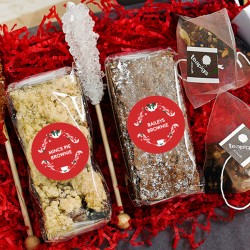 Christmas Afternoon Tea for Two Gift Box
