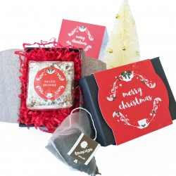 Mini Christmas Afternoon Tea Box (Gluten Free)