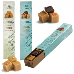 Sea Salted Caramel and Gin Great Taste Awarding Fudge Selection