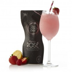 Frozen Rosé Cocktail Pouches Box