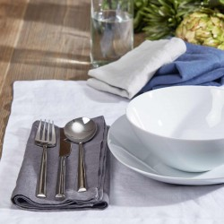 Pure Linen Placemats - Set of Four (Various Colour Choices Available)