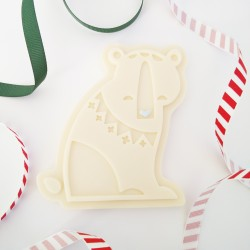 White Chocolate Polar Bear
