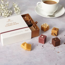 Cream Tea - Gourmet Fudge Selection