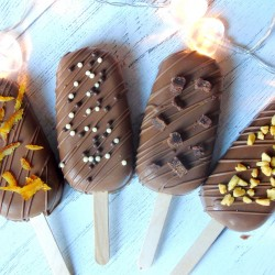 The Gourmet Festive Tipple Popsicles