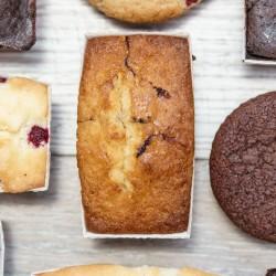 Blueberry & Vanilla Cakes (Gluten free, Dairy Free, Sugar Free)