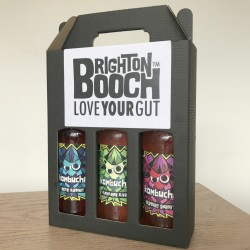 Kombucha Fermented Drinks Gift Pack