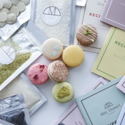 Six Month Subscription Mini Macaron Making Kits