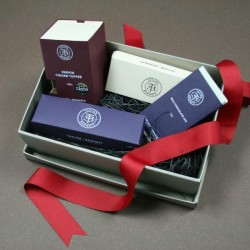 T+B Silver Confectionery Hamper
