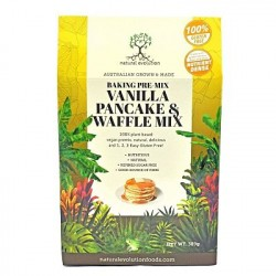 Vanilla Pancake And Waffle Mix – Baking Pre-Mix (Gluten Free)