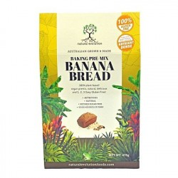 Banana Bread – Baking Pre-Mix (Gluten Free)