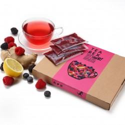 Rawrsome Berry Time - Raw Tea