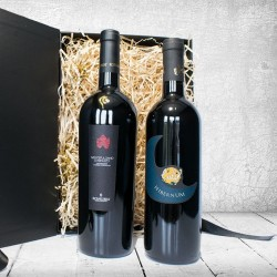 Italian Organic Red Wine Hamper